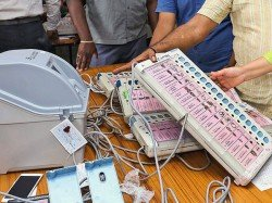 In Telangana Ec Orders Mammoth Evms For Nizamabad Seat With 185 Contestants