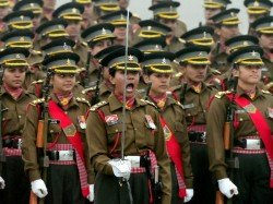 Army Creates History To Induct Women As Jawans In Military Police