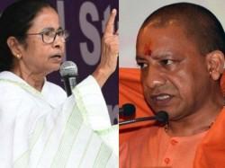 Mamata Attacks Yogi Adityanath Due To His Comment As Jawans Are Modi S Army