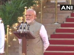 Live Updates Of Narendra Modi And Other Bengal Ministers Swearing Ceremony Delhi