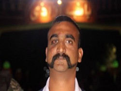 Abhinandan Varthaman Meet His Colleagues In Jammu And Kashmir