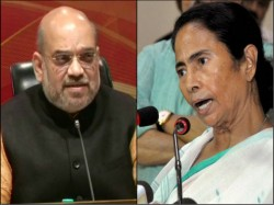 Mamata Banerjee Attacks Amit Shah After His Allegation Of Kangal Bangla
