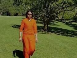 Yoga Guru Anand Giri Arrested In Australia In Jail Custody