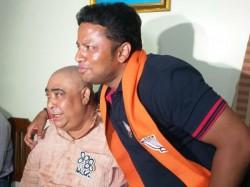Bjp Candidates Rantidev Sengupta Questions Over Anupam Hazra S Role