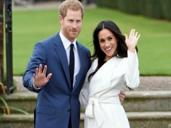 Prince Harry And Meghan Markle Have Welcomed Their First Bab