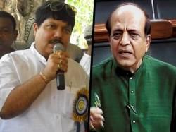 Arjun Singh Defeats Tmc S Dinesh Trivedy In Barakpur In Loksabha Election