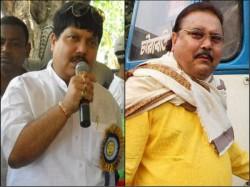 Arjun Sing S Son Pawan Sing Defets Tmc S Madan Mitra In Bhatpara