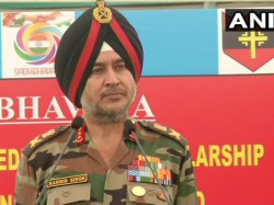 First Surgical Strike Was Carried Out In September 2016 Confirms Top Indian Army Commander