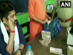 One Crore Recovered From Two Persons From Asansol Claims Money Sent By Bjp