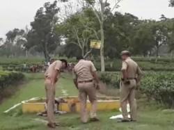 Beheaded Body Found In Alipurduar Tea Garden