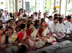 Gurudev Rabindranath Tagore S Birthday Celebrated In Santiniketan To Jorasanko
