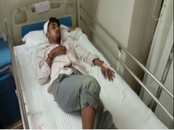 Five Bjp Men Allegedly Attacked By Tmc Workers In Coochbihar In West Bengal