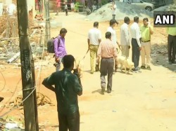 Explosion Near Congress Mla S House In Bengaluru 1 Dead
