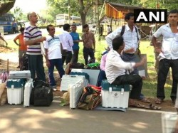 Election Commission Dismisses Questions On Unsecure Movement Of Evm S In Uttar Pradesh