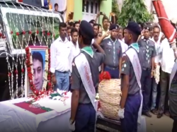 Mountaineer Kuntal Kanrar S Body Came To His Howrah House
