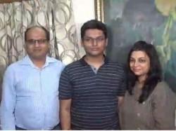 Kolkata S Dewang Kumar Agarwal Builds Record Getting Full Marks And Gives Reaction