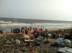 Suspension Of Sea Bound Water Activity Along West Bengal Coast Including Digha