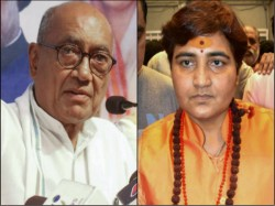 Digvijaya Singh And Sadhvi Pragya S Poll Staff Play Antakshari While Guarding Evms
