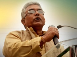 Dilip Ghosh Criticizes Mamata And Chandrababu As Extra Playe