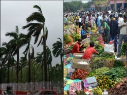 Dishonest Traders Take Full Advantage Cyclone Fani Hoard Essentials Administration Accused Failure
