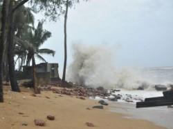 How Cyclone Fani Devastated Puri Here Are The Videos