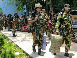 There Will Be 673 Company Central Force In The 7th Phase Election In Wb