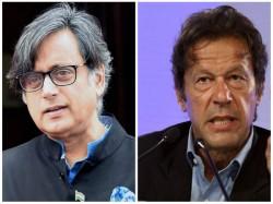 Haroor Praises Imran Khan S Genuine Interest For Indian History