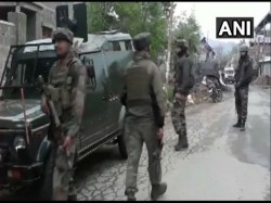One Terrorist Shot Dead In Shopian Arms Recovered