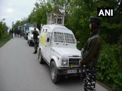 Two Terrorists Including One Spo Turned Militant Killed In Shopian Encounter