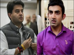 Jyotiraditya Scindia And Goutam Gambhir Are Richest Candidate In Sixth Phase Of Lok Sabha