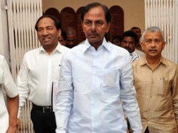 Kc Rao Initiates To Build Federal Front For New Government