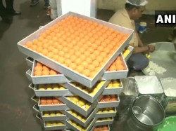 Loksabha Election Result 2019 Laddu Makers To Color Sellers Are Getting Prepared