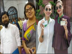 Nusrat To Mimi Here Is The Latest Pics Of Bengali Mps At Parliament