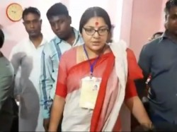 Bjp S Locket Chatterjee Alleges Fake Voters Are There In Hooghly Loksabha Constituency