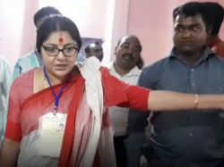 Violence In Dhaniakhali Of Hooghly Loksabha Elecetions 2019 Centered On Bjp Candidate