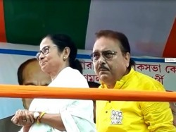 Mamata Banerjee Campaigns For Saradha Narada Accused Madan Mitra Inbhatpara