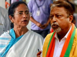 Bjp Leader Mukul Roy Demands For Surveillance To Cm Mamata Banerjee