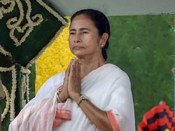 Mamata Banerjee Plays Song In Synthesizer And Gives Message To Workers