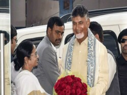 Tdp Leader Chandrababu Naidu Comes To Kolkata To Meet Mamata Banerjee On Monday