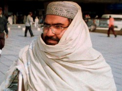 Masood Azhar Designated Global Terrorist By Un Security Coun