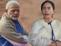 Mamta Banerjee Shares Her Experience Of First Sight To Narendra Modi