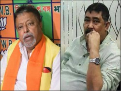Four Tmc Leaders Of Anubrata Mandal S Fort Join In Bjp By Mukul Roy