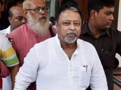 Mukul Roy Gives Message To Change Party Of Tmc S Suspended Mla Shubhrangshu