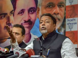Tmc Have Not Any Moral Right To Remain In Power In Bengal Claims Mukul Roy
