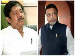 Violence In Dumdum Update Here What Mukul Roy And Jyotipiryo Said