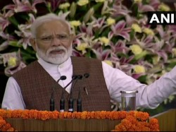 Narendra Modi Unanimously Elected As Leader Of Nda