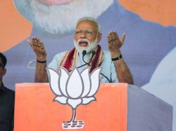 Narendra Modi Cloud Theory Know All Pm Made Air Force A Laughing Stock For Election Mileage
