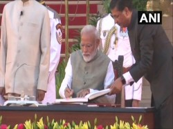 Council Of Ministers In 2nd Narendra Modi Ministry