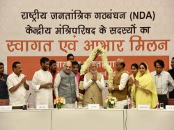 Special Dinner Called By Amit Shah To Get Nda Together Before Counting