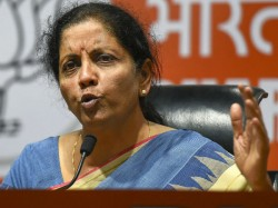 Nirmala Sitaraman Claims Central Force Deployed In West Bengal After Vote